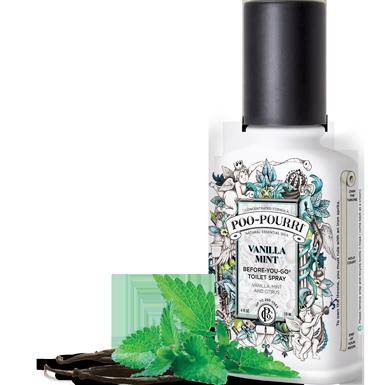 Vanilla Mint Nordic Stardust